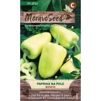 Paprika odrůda BONETA - vzpřímená