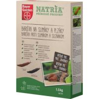 NATRIA  - bariera na slimáky a plzáky